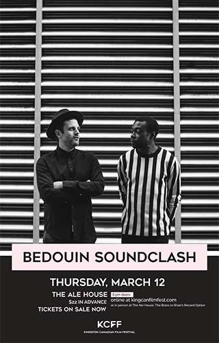 Mar. 12 - Bedouin Soundclash