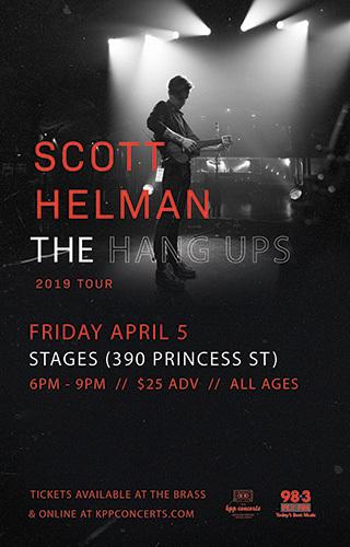 April 5 - SCOTT HELMAN