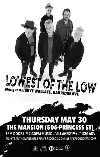 May 30 - LOWEST OF THE LOW