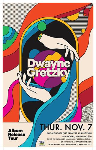 Nov 3 - Dwayne Gretzky